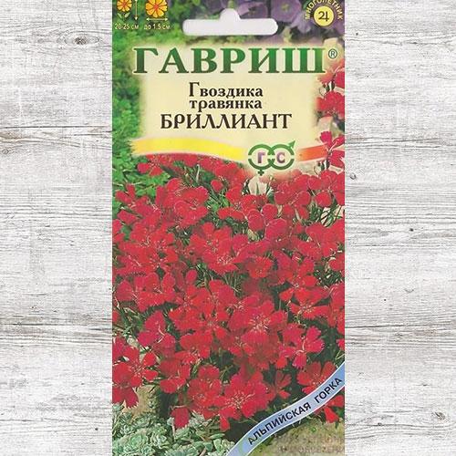 Гвоздика травянка Бриллиант изображение 1 артикул 71099