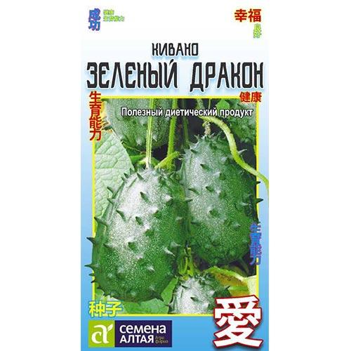 Кивано Зеленый дракон  изображение 1 артикул 74149