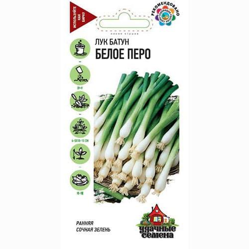 Лук на зелень Белое перо изображение 1 артикул 71025