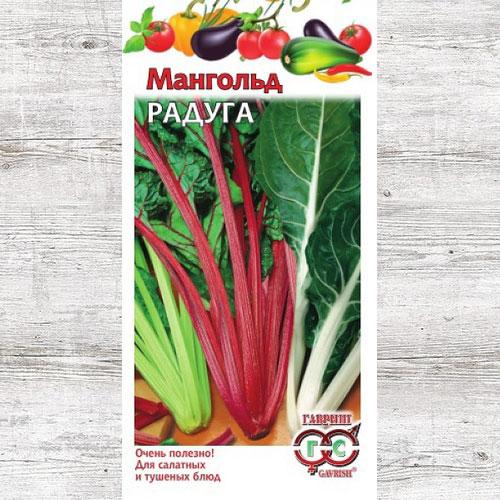 Мангольд Радуга, смесь семян изображение 1 артикул 71032