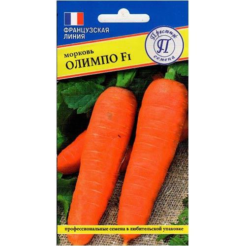 Морковь Олимпо F1 изображение 1 артикул 71385