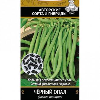 Фасоль овощная Черный опал изображение 8