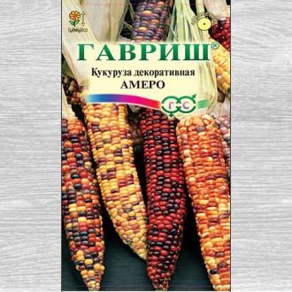 Кукуруза декоративная Амеро, смесь окрасок изображение 7