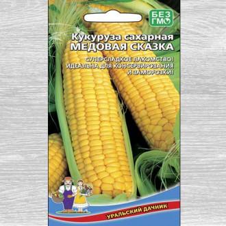 Кукуруза Медовая сказка изображение 1