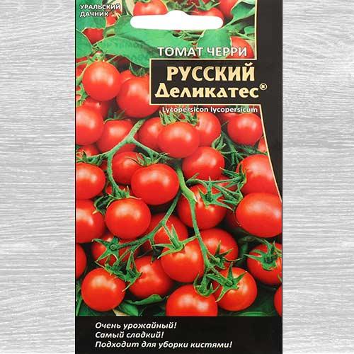 Томат Черри Русский деликатес изображение 1 артикул 78423