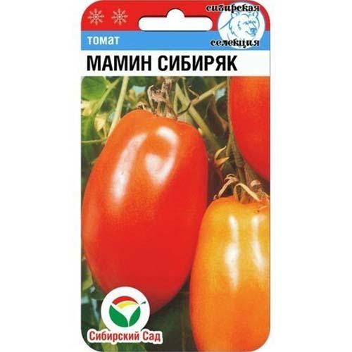 Томат Мамин Сибиряк изображение 1 артикул 71787