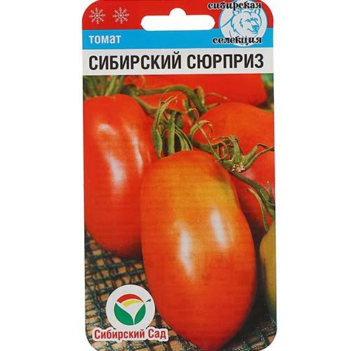 Томат Сибирский сюрприз изображение 1 артикул 78389